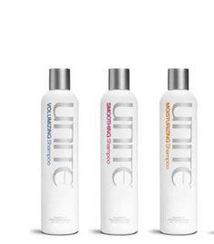 Unite Shampoos #Unite #haarproducten #haarverzorging