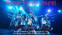 Renai Kinshi Jourei, JKT48