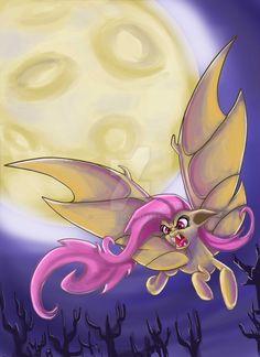 Flutterbat by Vtruss1.deviantart.com on @DeviantArt