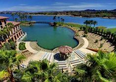 The Westin Lake Las Vegas Resort - guaranteed nice weather- great views, wedding packages