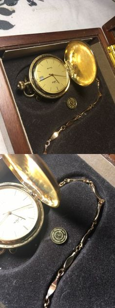 086db06e3 Other Pocket Watches 398: Vintage Colibri Pocket Watch, Watch Chain And  Pocket Knife Never
