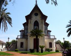 Casa estúdio Carlos Relvas, Golegã. Built between 1871 and 1875 to be a photographic studio, today holds a huge collection of photographs taken by himself
