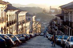 Ouro Preto é um município do estado de Minas Gerais, no Brasil. É famoso por sua arquitetura colonial.  Foi a primeira cidade brasileira a ser declarada, pela Organização das Nações Unidas para a Educação, a Ciência e a Cultura, Patrimônio Histórico e Cultural da Humanidade, no ano de 1980.