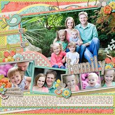 The Ones We Cherish by Jady Day Studio at Scrap Orchard (orange slightly altered)  Cindy's Layered Templates - Half Pack 30: Photo Focus 7 by Cindy Schneider