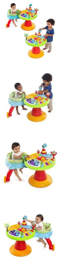 Activity Centers 20413: Baby Walker Bouncer Seat Stand Playset Toy Game Table Toddle Play Infant Child -> BUY IT NOW ONLY: $131.98 on eBay!