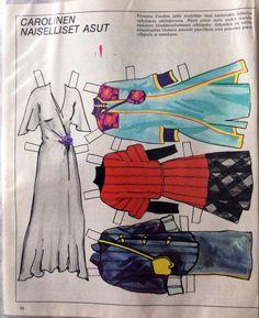 Princess Caroline's clothes 1975