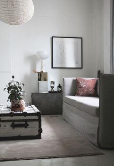Living room // RAW Design blog