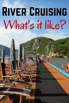 A look at what a river cruise down the Danube (with AmaWaterways) is really like.