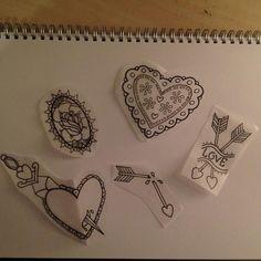 Small tattoo designs. #tattoo #tattoos #ink
