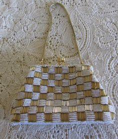 Gorgeous Beaded & Pearl Vintage Formal by vintagecornucopia on #Etsy @vntgcornucopia