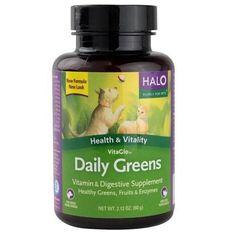 Halo Vita Glo Daily Greens (1x100tab)