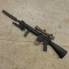 Airsoft Guns, Shotguns, Firearms, Revolvers, Zombie Weapons, Weapons Guns, Guns And Ammo, Revolver Rifle, Battle Rifle