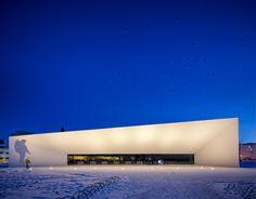 Finnish architecture - Seinäjoki library