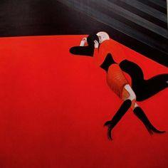 Stanze, 2004 by Lorenzo Mattotti