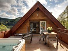 Hostellerie La Cheneaudière & Spa #Elsass #Frankreich -  Zauberhaftes Landhaus in den Ausläufern der Vogesen