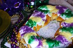 King Cake Recipe | Raised on a Roux