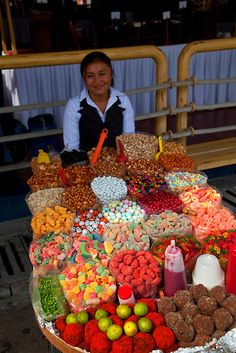 Quien no sabe de los ricos sabores de golosinas Mexicanas, Mazatlan, Sinaloa, Mexico