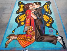 Pasadena Chalk Festival