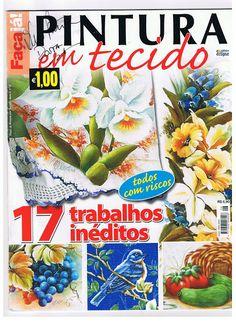 PINTURA EM TECIDO Nº 06