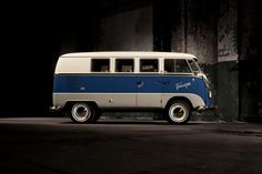 Volkswagen T1, specialy made for the Facebook contest.