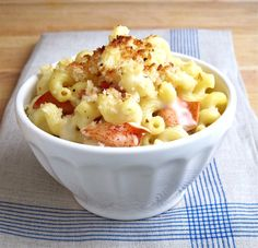 Jenny Steffens Hobick: Lobster Mac and Cheese Recipe | The Best Lobster Mac & Cheese at Home`