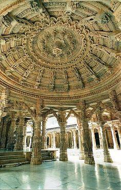 Dilwara Jain Temples - Rajistan, India