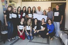 Entrega do Valor Arrecadado para o Hospital do Câncer! | Blog da Carol Tognon
