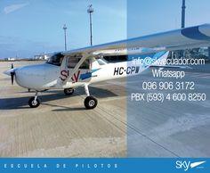 Excelente clima !! nos encontramos volando en Salinas.  Quieres ser #piloto?  Pregúntanos como : info@skyecuador.com 04 600 8250 o ( 0969063172 solo mensajes WhatsApp ) www.skyecuador.com