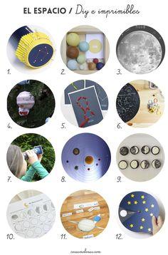 Aprender jugando: recursos sobre el Universo y el Sistema Solar