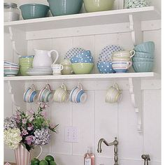 Open Shelving Kitchen Design, Pictures, Remodel, Decor and Ideas - page 2
