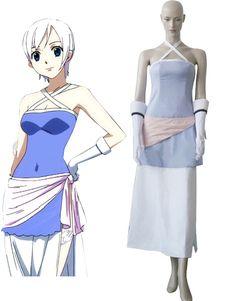 Fairy Tail Lisanna Strauss Cosplay Costume