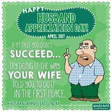 a305c681d2ab8 husband appreciation day - Google Search