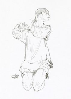20180303yyd09 #代々木デッサン会 Figure Sketching, Figure Drawing, Art And Illustration, Art Sketches, Art Drawings, Character Art, Character Design, Arte Sketchbook, Amazing Drawings