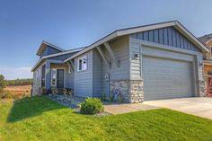 The Breckinridge  2406 SF 3 bedroom, 2.5 bath, 2 car garage