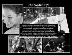 YRUHRN - The Playful Wife