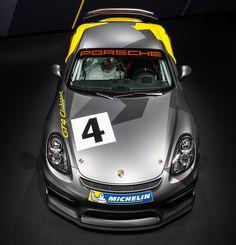 @Porsche GT4 #Clubsport. €111,000 plus tax.
