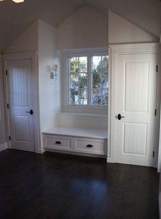 Ideas for small closet slanted ceiling attic bathroom Bonus Room Bedroom, Attic Bedrooms, Master Bedroom Closet, Bonus Rooms, Bathroom Closet, Bedroom Small, Master Bedrooms, Small Attic Bathroom, Trendy Bedroom