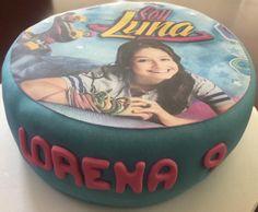 """Lorena celebra su cumpleaños No. 9 con su torta de """"Yo Soy Luna"""""""