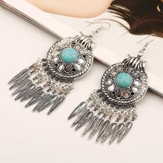 Exaggerated-Bohemian-Style-Vintage-Crystal-Rhinestone-Dangle-Earrings-Jewelry
