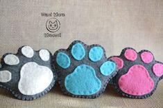 Cat toys, Catnip toy, Felt catnip toy, Organic catnip toy, Natural cat toy, Paw cat toys, Kawaii cat toy, Eco friendly soft cat toy