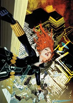 Black Widow: Black Widow #7