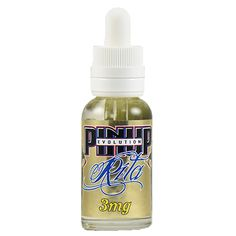 Pin Up Evolution Vapors Rita - Hints of candy and exotic fruits.70% VG