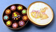 Miniature Easter and Passover items