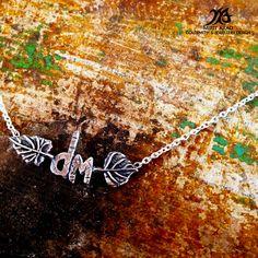 Depeche Mode Freelove sterling silver by LittleTreasuresByMir