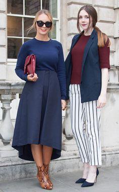 London Fashion Week Spring 2015