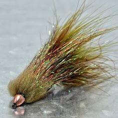 Fly Fish Food -- Fly Tying and Fly Fishing : Sparkle Minnow Variation