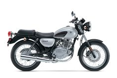 The 2016 Suzuki revitalizes the retro cruiser style while matching modern design and efficiency. This classically styled motorcycle comes with spoked wheels, a round headlight and a low-slung tapered muffler. Don't let the retro-look fool you, thou Suzuki Motorcycle, Motorcycle Gear, Motorcycles For Sale, Standard Motorcycles, Motorcycle License, Vintage Motorcycles, Custom Motorcycles, Rockers, Ignition Timing