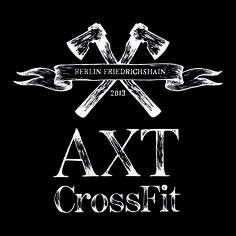 New logo design for AXT CrossFit Berlin - expect this to appear in our communication and maybe even on t-shirts, soon. Reebok, Communication, Logo Design, Shirts, Shirt, Dress Shirt, Top, Tees