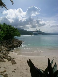 Labadie, HAITI.  Went there on a cruise. It was breathtaking. The people are so friendly.  Would go back in a minute.
