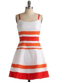 Temperature Rising Dress | Mod Retro Vintage Printed Dresses | ModCloth.com